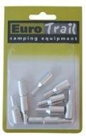 EuroTrail Fiberglass Alu Tip 8.5mm