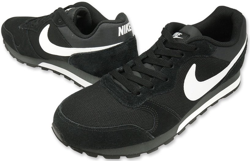 Nike MD Runner 2 749794 010 Black 45 1/2
