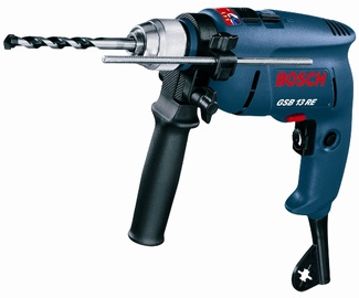 Bosch GSB 13 RE Impact Drill Set