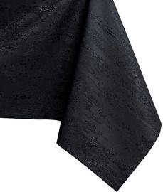 Скатерть AmeliaHome Vesta, черный, 3500 мм x 1400 мм