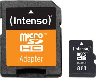 Intenso 8GB microSDHC Class 4 3403460