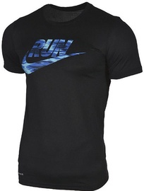 Nike Dry Legendary Brand 831909-010 Black L