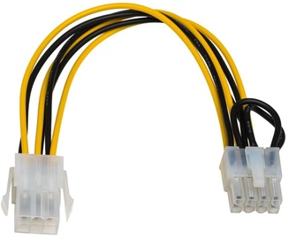 Akyga Adapter PCI Express 6-pin / 8-pin 0.2m