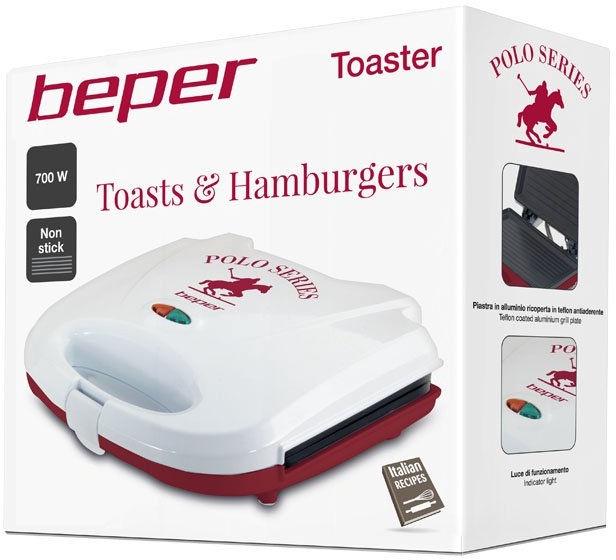Бутербродница Beper 90.485H