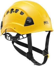 Petzl Vertex Vent Helmet 53-63cm Yellow