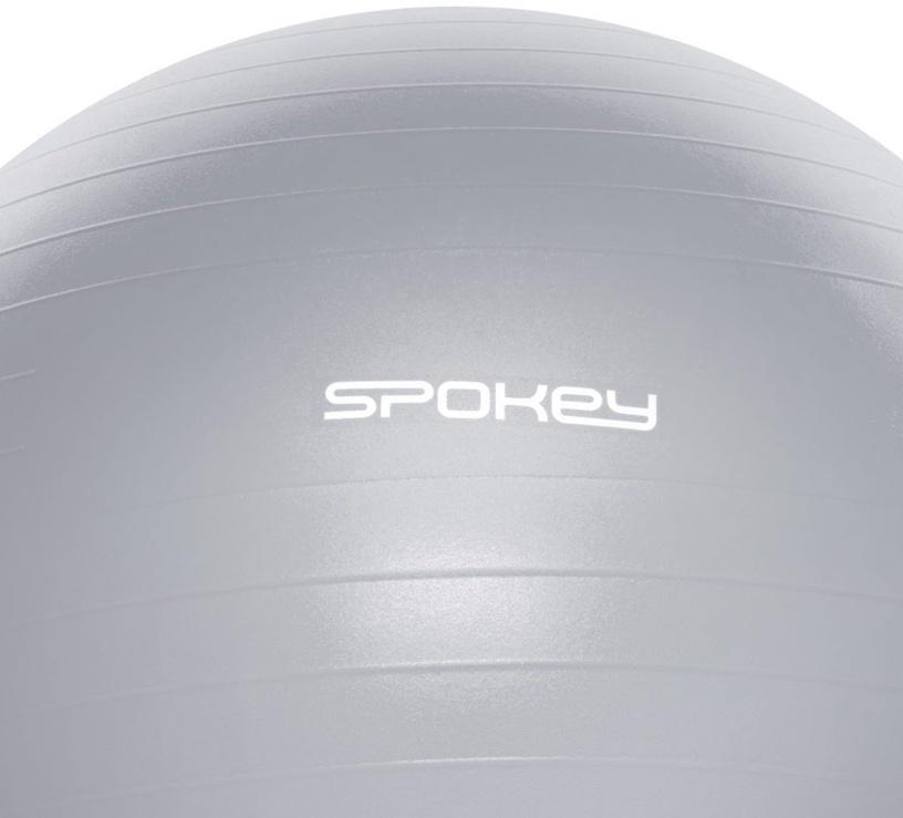 Spokey Fitball III Grey 55cm