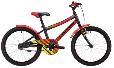 "Kenzel Kaleo 20"" Black/Orange"