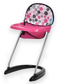 Hauck Doll High Chair Dot Pink D93209