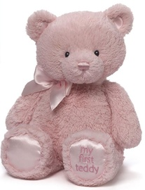 Gund My First Teddy Pink 38cm