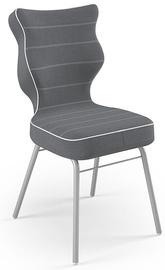Детский стул Entelo Solo Size 4 JS33 Grey/Dark Grey, 370x340x775 мм