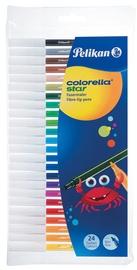 Pelikan Fibre-Tip Pens Colorella Star 24pcs 904847