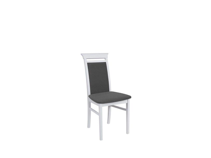 Black Red White Idento Nkrs2 Chair Warm White/Grey