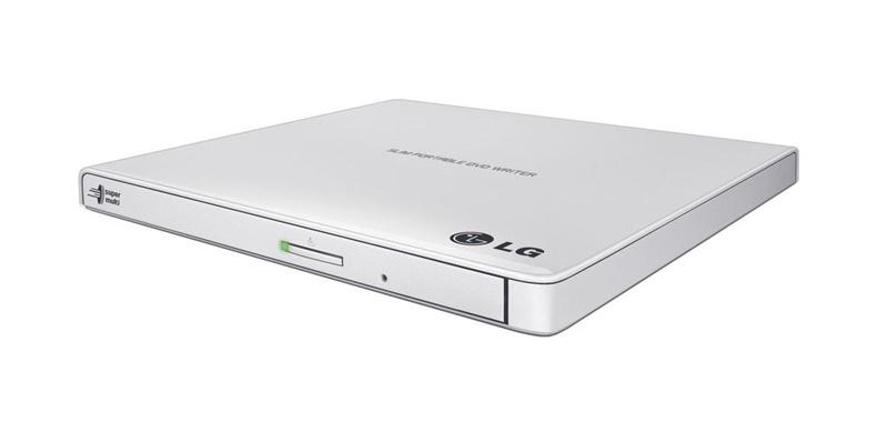 LG DVD-RW 8X USB2.0 White GP57EW40.AUAE10B