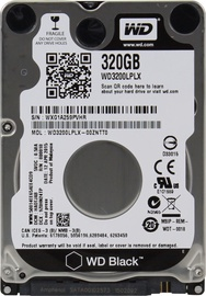 Western Digital Black 2.5 320GB 7200RPM SATAIII 32MB WD3200LPLX