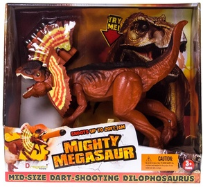 Dragoni Toys Mighty Megasaur Dart Shooting Dino 16912