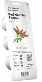Click & Grow Smart Home Red Hot Chili Pepper Refill 3-Pack
