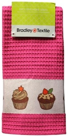 Bradley Kitchen Towel 40x60cm Wafer Muffin