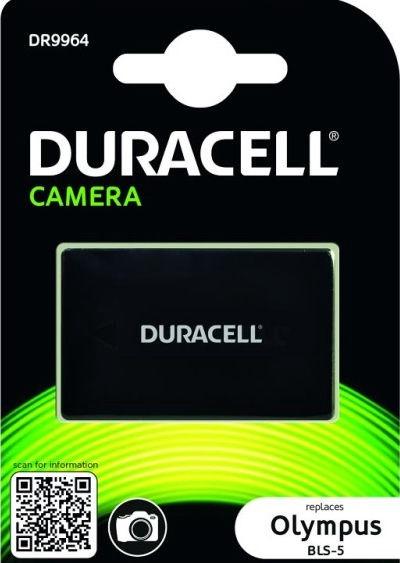 Duracell Premium Analog Olympus BLS-5 Battery 1050mAh