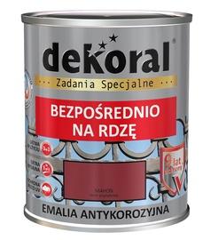 Pretkorozijas krāsa Dekoral, 0,65l, sudraba