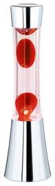 Galda lampa Trio Reality Lava R5055 35W, sarkana