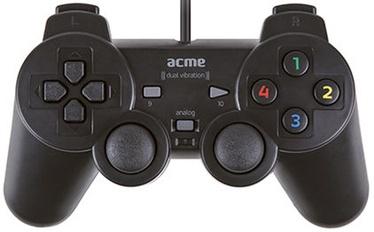 Acme GA07 Duplex Gamepad Black