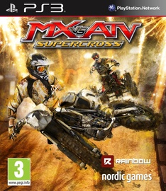 MX vs ATV Supercross PS3