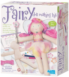 Izšūšanas komplekts 4M Fairy Doll Making Kit 2732