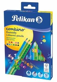 Pelikan Combino Coloured Pencils 12pcs