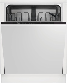 Įmontuojama indaplovė Beko DIN35320