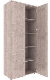 Skyland XTEN Office Cabinet XHC 85.1 Sonoma Oak