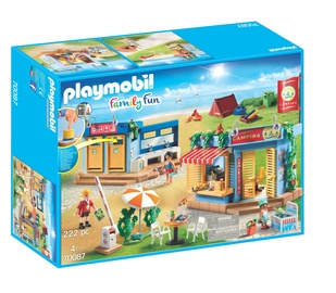 Constructor playmobil family fun 70087
