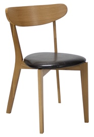 Стул для столовой Home4you Oliana Dark Brown 20899, 1 шт.