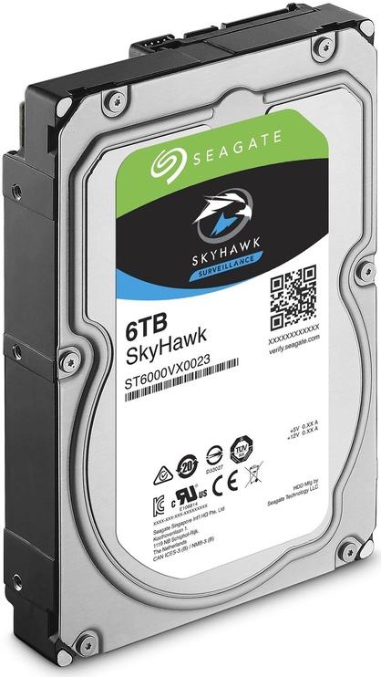 Seagate SkyHawk 6TB 7200RPM SATAIII 256MB ST6000VX0023