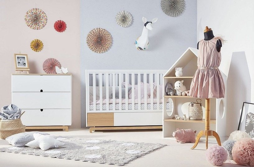 Bellamy Nomi Chest Of Drawers White