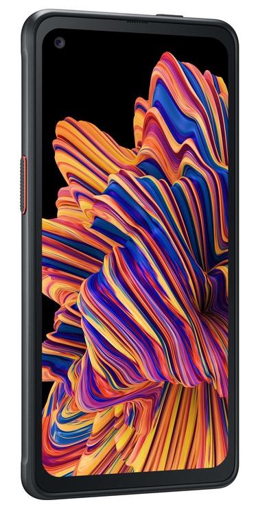 Мобильный телефон Samsung Galaxy XCover Pro SM-G715, черный, 4GB/64GB