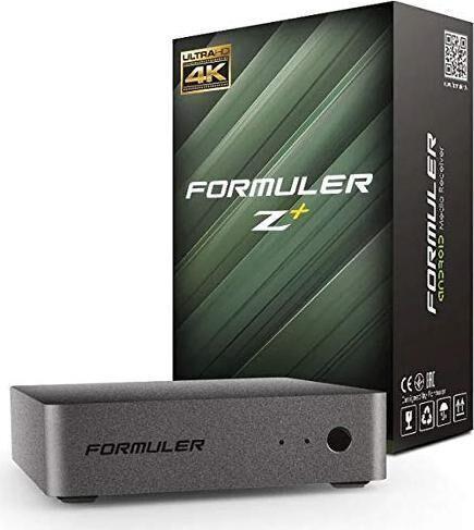 Мультимедийный проигрыватель Formuler Z+ Neo, 2.0