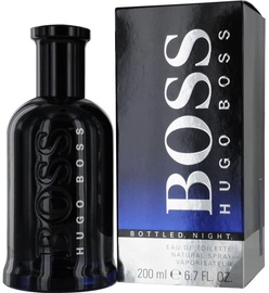 Kvepalai Hugo Boss Bottled Night 200ml EDT