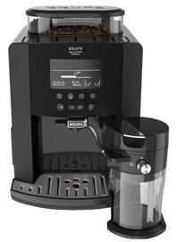 Kavos aparatas Krups Arabica Latte EA819N Black