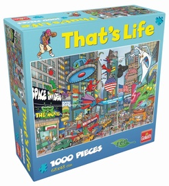 Goliath Thats Life Puzzle New York 1000pcs 71386.006
