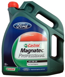 Castrol Magnatec Professional A5 5W30 Engine Oil 5l