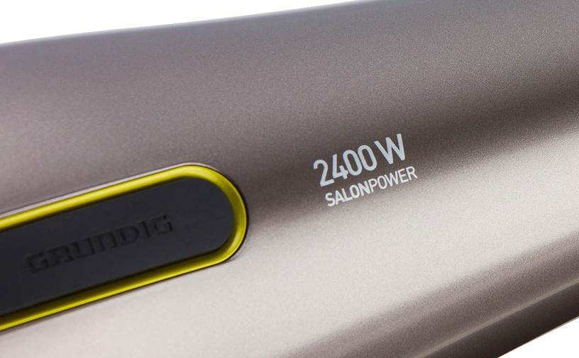 Grundig HD 8680 Taupe/Yellow