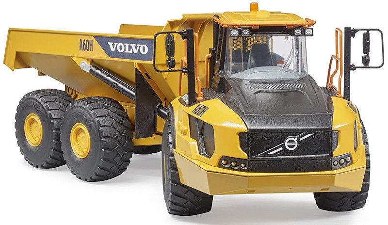 Bruder Volvo A60H Dumper 02455