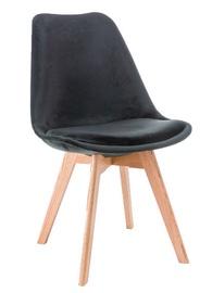 Стул для столовой Signal Meble Dior Black, 1 шт.