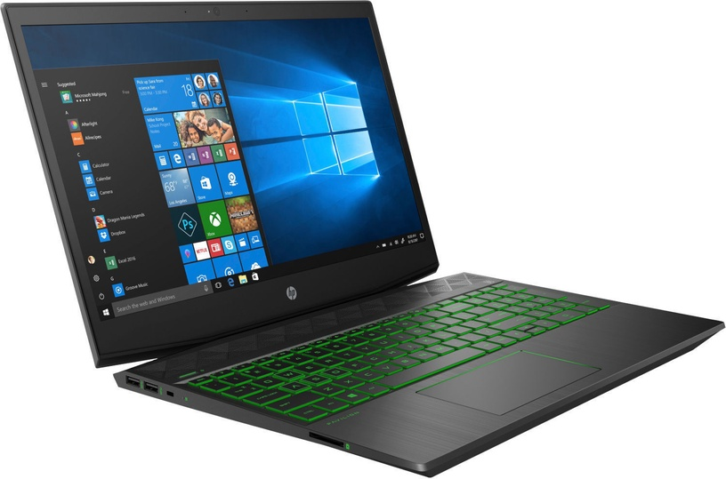 HP Pavilion Gaming 15-cx0008nw 4TY55EA|1M21T