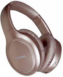 Ausinės Toshiba Silent Luxury RZE-BT1200H Rose Gold, belaidės