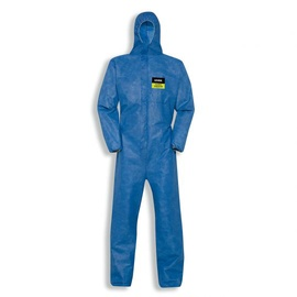 Uvex UV8997611 Uninsulated Overall Blue L