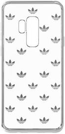 Adidas Clear Back Case For Samsung Galaxy S9 Plus Transparent/Silver