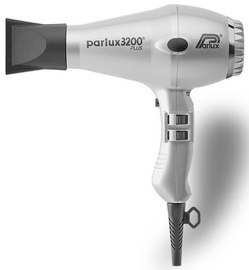 Parlux Hair Dryer 3200 Plus Silver