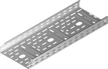 Baks KPR50H42/2 Wall Mounting Chute Silver
