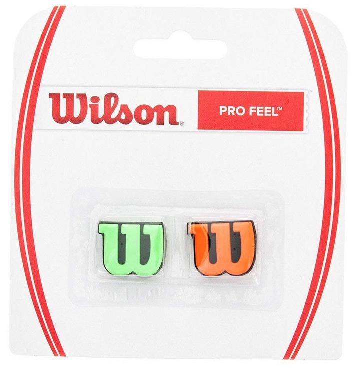 Wilson Pro Feel Green Orange WRZ538700